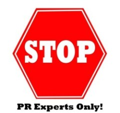 Stop_PR_Experts_Only