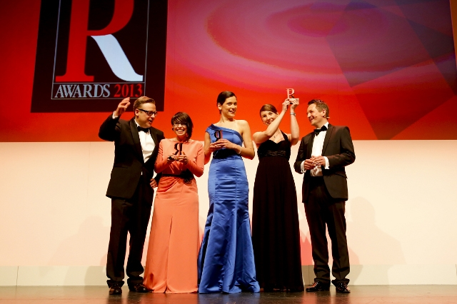 PR Report Awards 2013